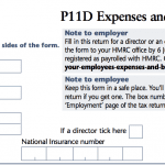 What is a P11d Form