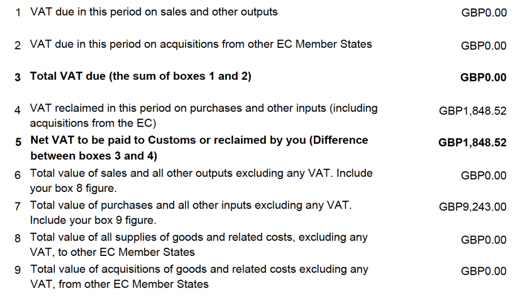 vat return dates