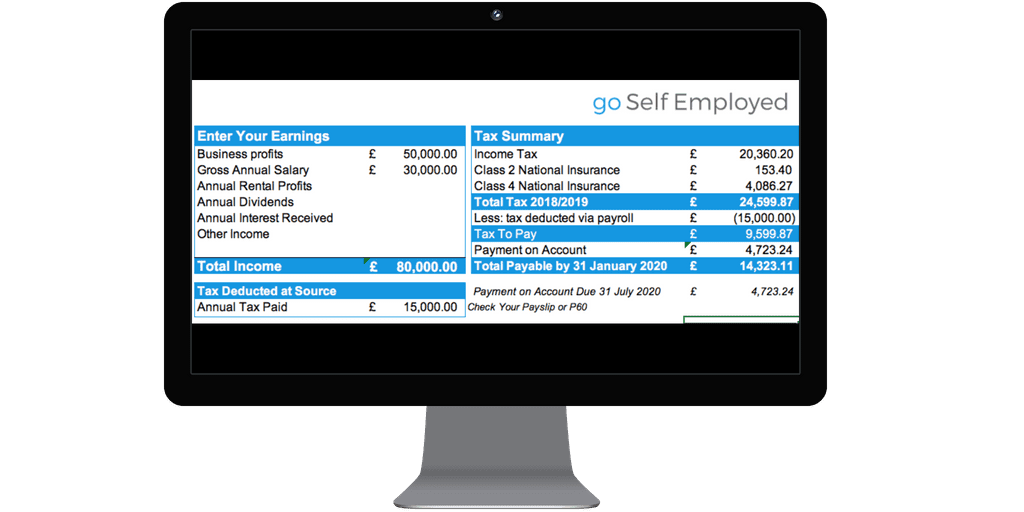 Tax and National Insurance Calculator 2019