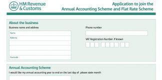 Combining the VAT Flat Rate and Annual Accounting Schemes