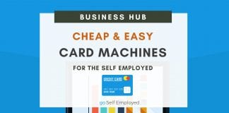 Card Machines for Self Employed UK