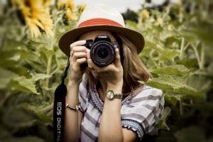self employed photographer